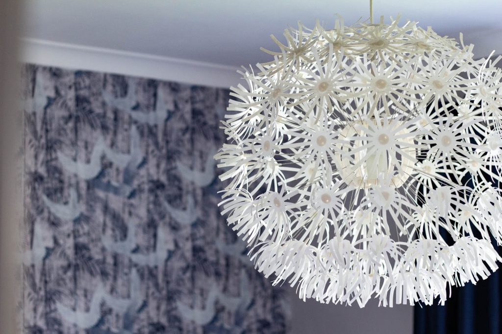 dandelion light fitting