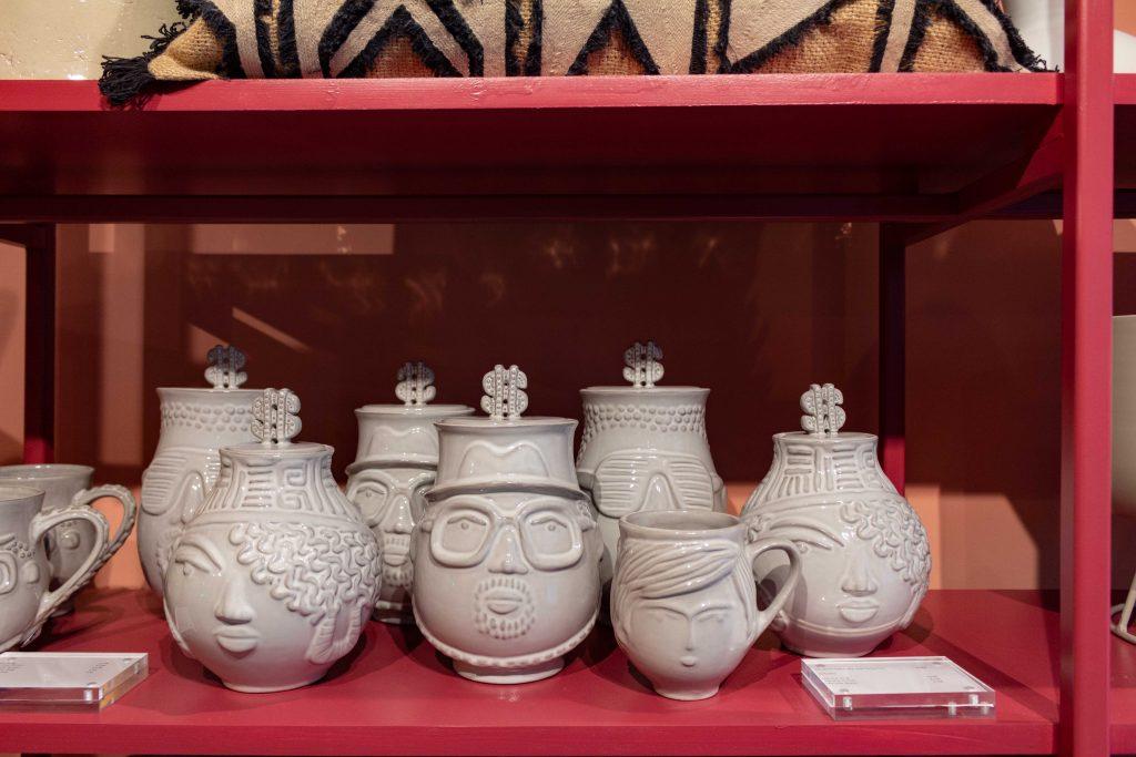 Jonathan adler hip hop ceramics w.a. green