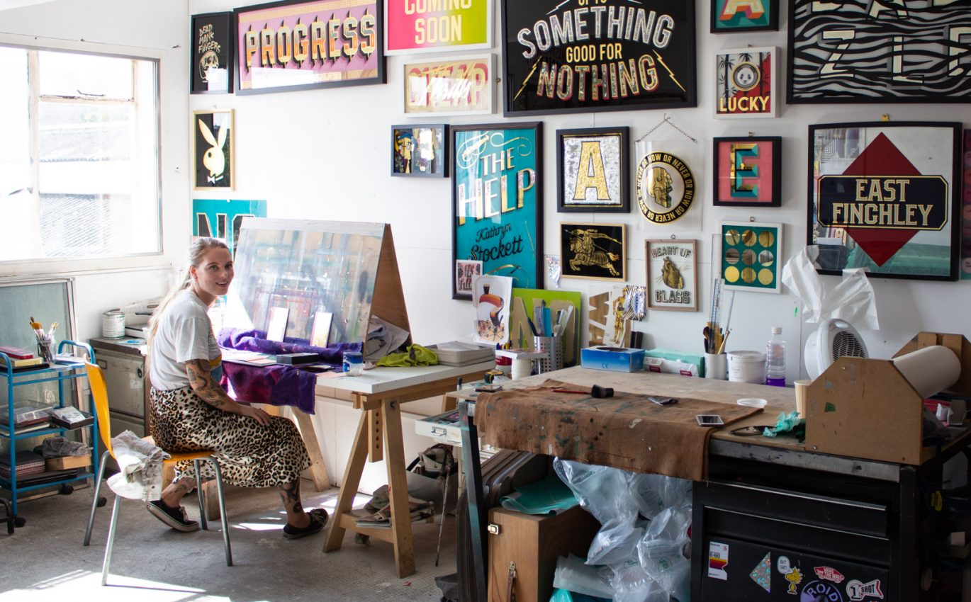 WORKSPACE: ALEX MAY HUGHES