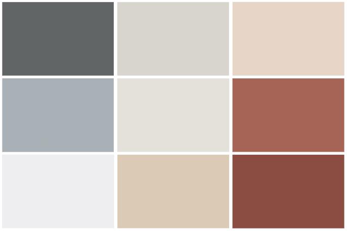 Colour palette Emma screen-grabbed online