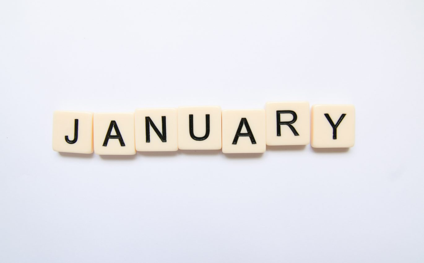 THIS JANUARY WE WILL BE MOSTLY…
