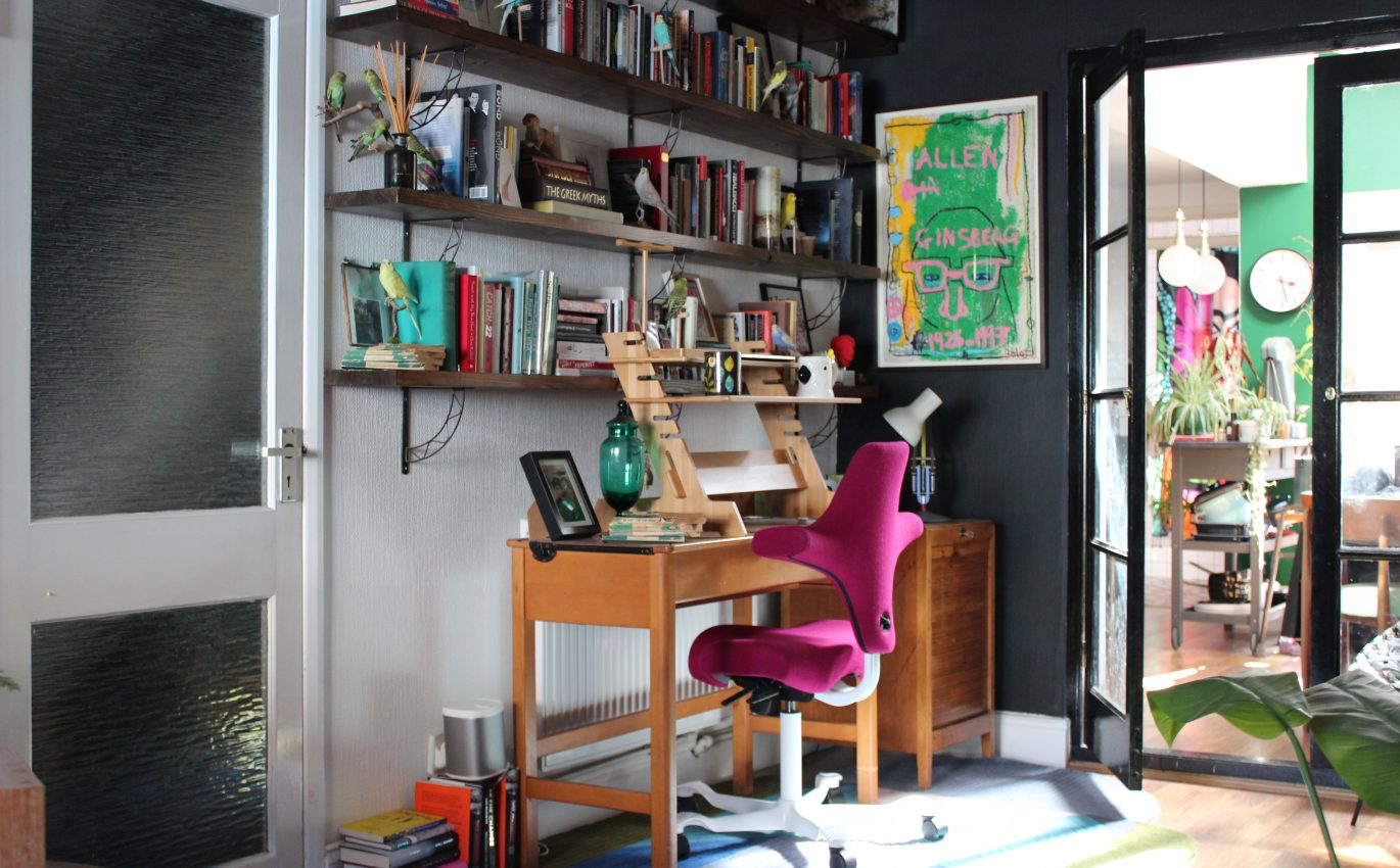 PERSONAL SPACE: ROBYN'S HOME OFFICE MAKEOVER